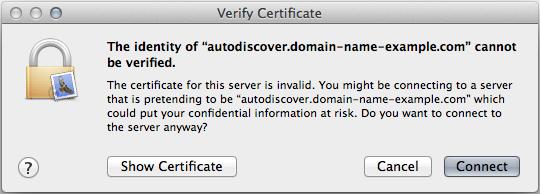 Verify Certificate