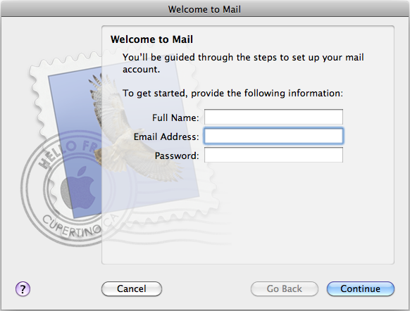 suresupport com online manual apple mail for mac os x 10 6 and rh tickets suresupport com mac mail manually add account mac mail manual exchange setup